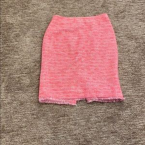 J.Crew pencil skirt. Size 4. Worn once